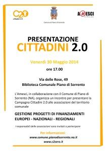 Locandina Cittadini 2.0